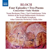 4 Episodes - 2 Poemes - Concertino - Suite Modale