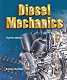 img - for Diesel Mechanics w/ Workbook book / textbook / text book