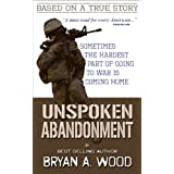 Unspoken Abandonment ~ Bryan Wood