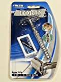Lord FRESH Premium Safety Razor Merkur Style Head Model L125