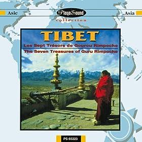Les Sept Tr�sors De Gourou Rimpoche - Tibet