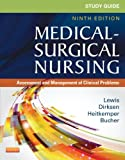 img - for Study Guide for Medical-Surgical Nursing: Assessment and Management of Clinical Problems, 9e (Study Guide for Medical-Surgical Nursing: Assessment & Management of Clinical Problem) book / textbook / text book