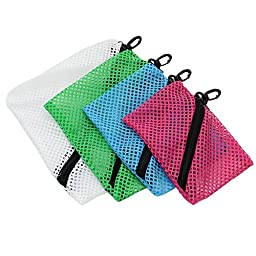 Zicome Storage Mesh Organizer Bag Set of 4