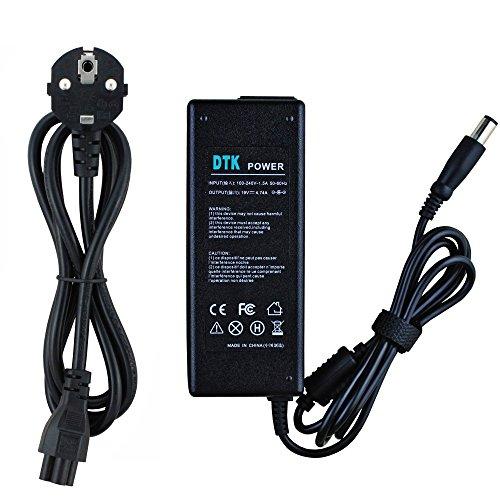Dtk® 19V 4.74A 90W Adaptateur chargeur secteur AC Adapter pour HP Compaq Presario CQ60 CQ61 G60 DV5 DV6 DV7