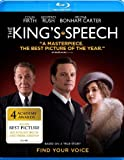 The Kings Speech [Blu-ray]