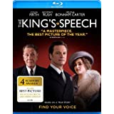 The King's Speech [Blu-ray] ~ Colin Firth