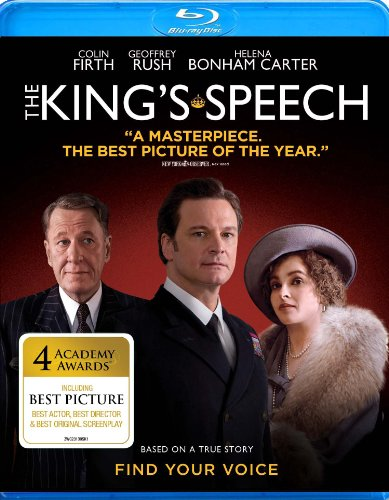 Cover art for  The King&#039;s Speech [Blu-ray]