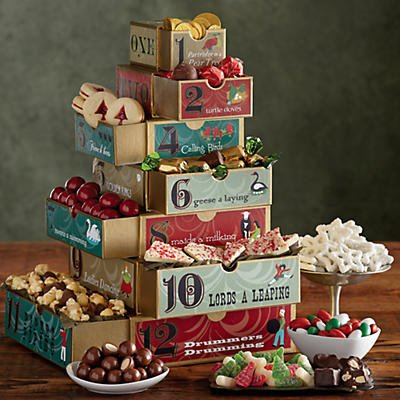 12 Days Of Christmas Gift - Gift Baskets & Fruit Baskets - Harry And David