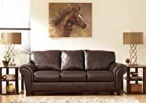 Hot Sale Sofa in Brown - Signature Design by Ashley Furniture