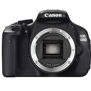 Canon EOS 600D Fotocamera Digitale Reflex 18.7 Megapixel
