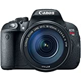 Canon EOS Rebel T5i DSLR Full HD 1080p Camera + Canon 18-135mm IS STM Lens + Canon 55-250mm IS STM Lens + Digital Camera Flash + 0.43x Wide Angle Lens + 2.2x Telephoto Lens - International Version