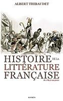 Histoire de la litt�rature fran�aise