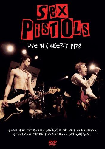 Sex Pistols - Live in concert 1978 [Edizione: Spagna]