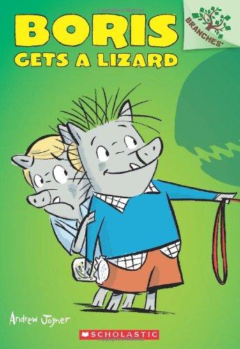 Boris Gets a Lizard: A Branches Book (Boris #2) PDF