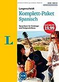 Langenscheidt Komplett-Paket Spanisch - 3 Bücher mit 9 CDs: Der Sprachkurs für Einsteiger und Fortgeschrittene
