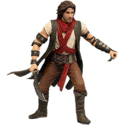 McFarlane Toys Prince of Persia 6 Inch Action Figure Desert Dastan - 1