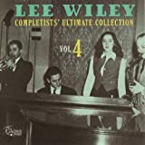 Lee Wiley Completists Ultimate Collection 4 [Us Import]