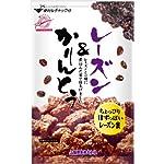 山脇製菓 レーズン&かりんとう 130g×12袋
