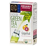Organic Grapefruit Green Iced Tea Powder
