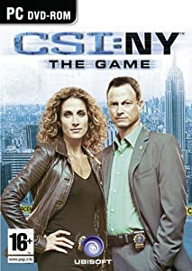CSI: NY The Game (PC DVD)