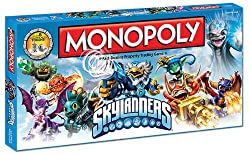 Skylanders Monopoly Board Game