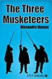Image of The Three Musketeers (Xist Classics)