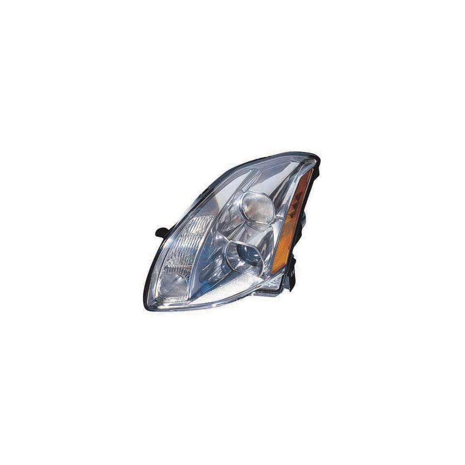 DRIVER SIDE HEADLIGHT Fits Nissan Maxima HEAD LIGHT ASSEMBLY; HID STYLE; INCLUDES CONTROL UNIT AND BULBS