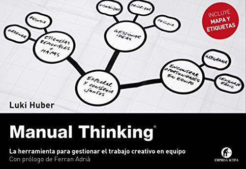Manual Thinking  [Lukas Huber] (Tapa Blanda)