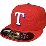 MLB Texas Rangers Authentic On Field Alternate 59FIFTY Cap