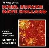 echange, troc Karl Berger & Dave Holland - All Kinds Of Time