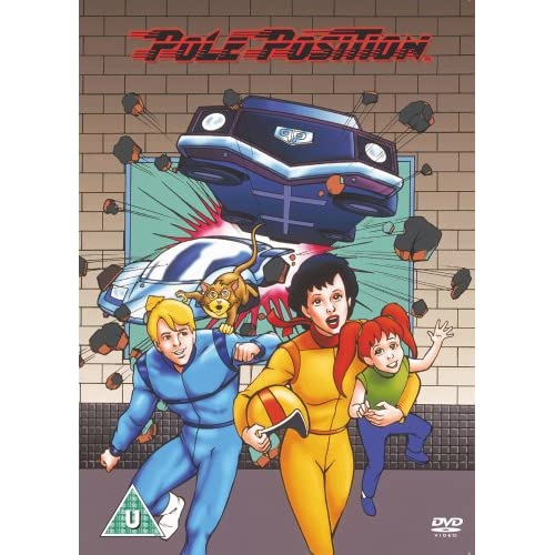 Pole Position Part1 Eps 1 7 DVD Rip preview 0