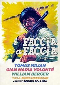 Faccia A Faccia [AKA Face to Face] [DVD] [1967]