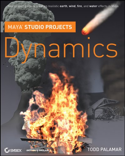 3D Book Maya Studio Projects: Dynamics