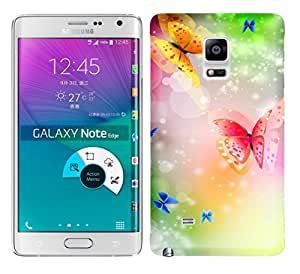 Wow Premium Design Back Cover Case For Samsung Galaxy Note Edge N9150