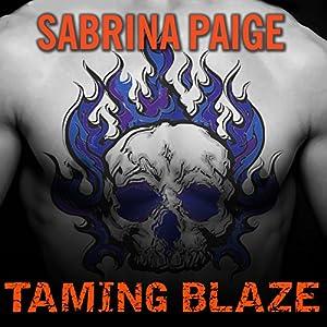 Taming Blaze Audiobook