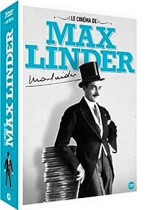 Max Linder (Coffret 3 DVD + 1 Livre) [+ 1 Livre] [+ 1 Livre]