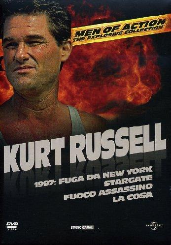 Kurt Russell [4 DVDs]