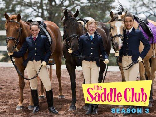 amazon   the saddle club season 3  plete amazon digital