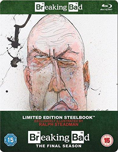 Breaking Bad: The Final Season - Zavvi Exclusive Limited Edition Steelbook (Includes UltraViolet Copy) - Blu-ray - Regions A & B