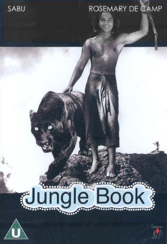 The Jungle Book [DVD] by Sabu