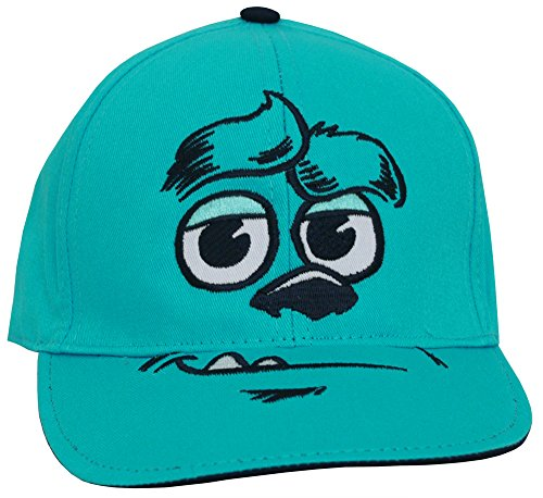 Monsters University Sulley Big Face Blue Youth Adjustable Cap