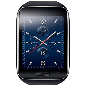 Samsung Gear S Smart Watch - Black