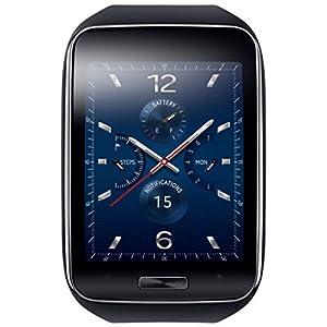 Samsung Gear S Montre GPS Noire pour Smartphone: High tech