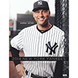 img - for 2014 New York Yankees - Official Yearbook - The Final Season of Derek Jeter book / textbook / text book