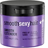 Sexy Hair Smooth Extender Nourishing Smoothing Masque, 6.8 Ounce (Color: 1 pack, Tamaño: Single)