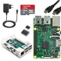 Vilros Raspberry Pi 3 Complete Starter Kit---Enthalt: Raspberry Pi 3 Model B (1GB) + 5 Wesentlich Zubehör