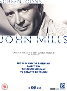 John Mills - The Screen Icons Collection [DVD]