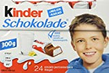 Ferrero Kinder Chocolate, 24 pieces