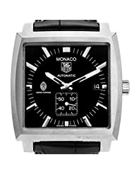 Johns Hopkins University TAG Heuer Watch - Men's Monaco Watch