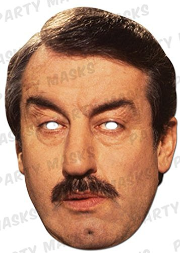 Celebrity Sitcom Star Boycie Only Fools and Horses Mask-arade Masks